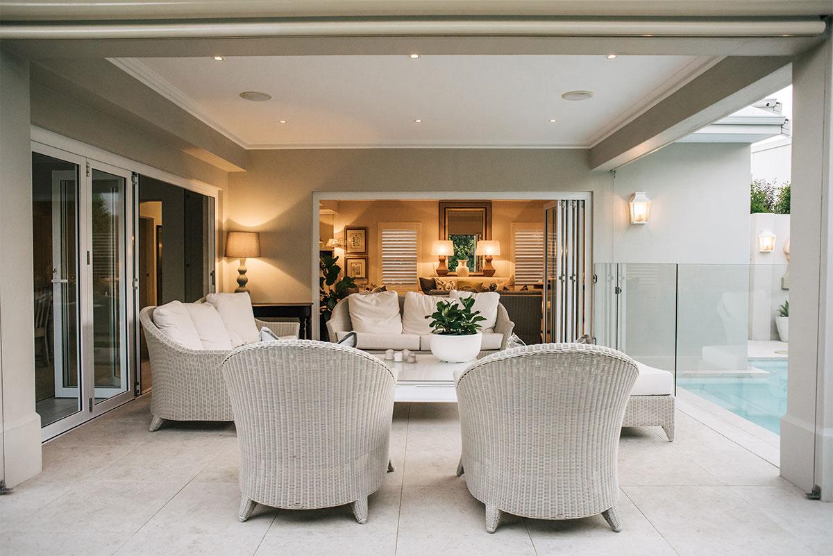 Beautiful Claremont home showcasing stunning paving in Perth