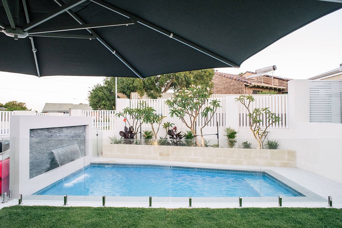 Professional pool design and layout can make any area work